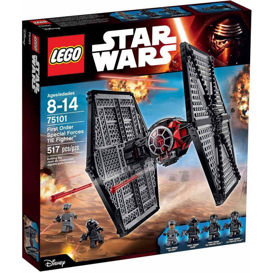 YMMV Lego TIE Fighter for $35 @ Walmart
