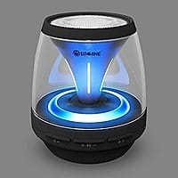 Amazon Deal: Eachine Vivid Jar Wireless Portable Speaker with LED Lights $18.99($11.00 OFF) @ Amazon