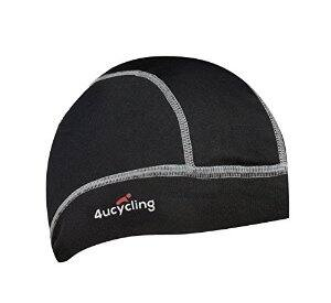 4uycling Thermal Fleeced 10% Spandex Skull Cap and Helmet Liner for $8.20 @Amazon