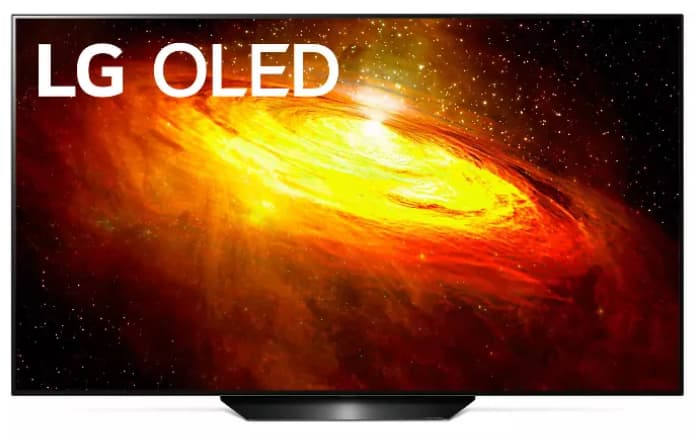 """65"""" LG OLED65BXPUA HDR 4K UHD Smart OLED TV + 5% off with Target Red Card JAN 24-30 $1799.99"""