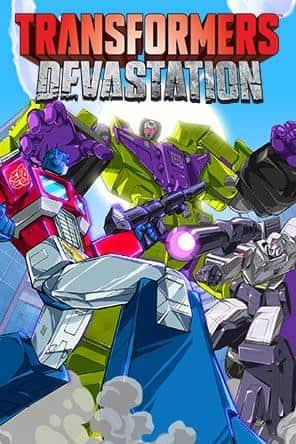 Transformers: Devastation used game $8.99 at redbox, YMMV