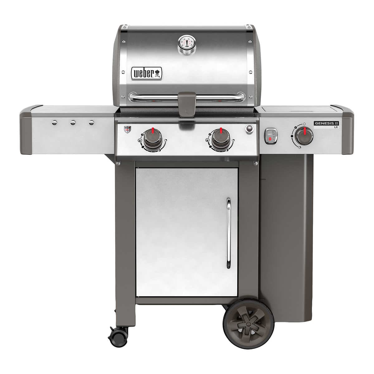 COSTCO MEMBERS - Weber S-240 Genesis LX $649.99