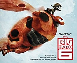 $2.99 The Art of Big Hero 6 Kindle Edition