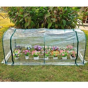 Outdoor New Mini 7'x3'x3' Portable Plant Flower Gardening Greenhouse Hot House $20.55 + fs @ebay