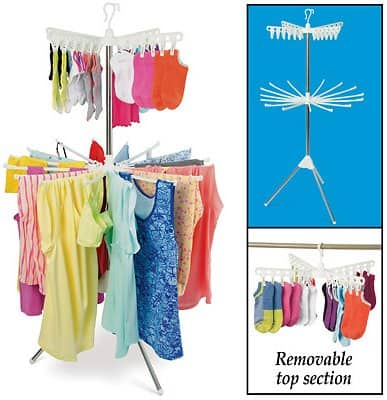 Clothes Drying Rack- 2 Tier $16.99