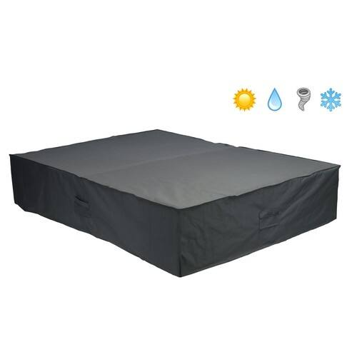 30% OFF On Patio Watcher Water Resistant Patio Furniture Cover W/Secure Buckle Straps