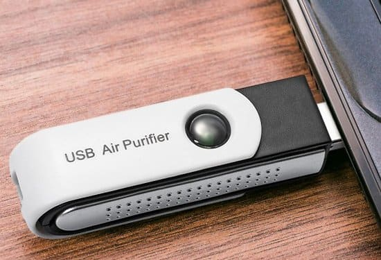 83% OFF on USB Powered Ionic Air Purifier $4.97 + fs