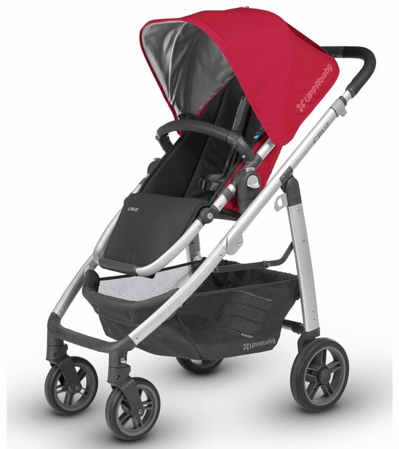 UPPAbaby 2018 Cruz + Mesa Infant Car Seat Travel System ...