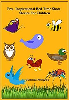 Free EBook-Amazon kindle.....Five Inspirational Bed Time Short Stories For Children Kindle Edition