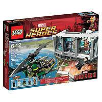 Kmart Deal: LEGO Super Heroes Iron Man: Malibu Mansion Attack (76007) - $23.99 (40% off!  Kmart - SYWR Member Price, free store pickup)
