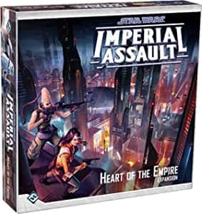 Star Wars Imperial Assault - Heart of the Empire campaign $43.86