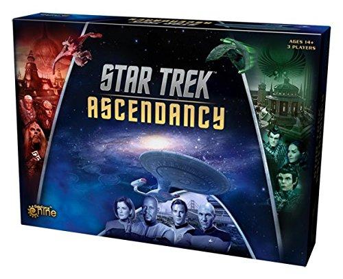 Star Trek Ascendancy Board Game FS with Amazon Prime $61.48