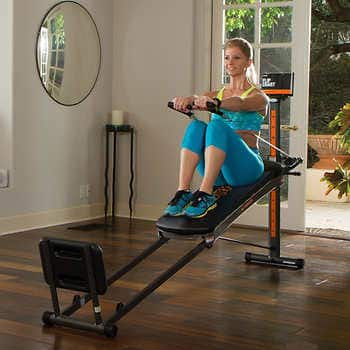 Costco Total Gym X-Force $249.99 or better if you have a coupon.
