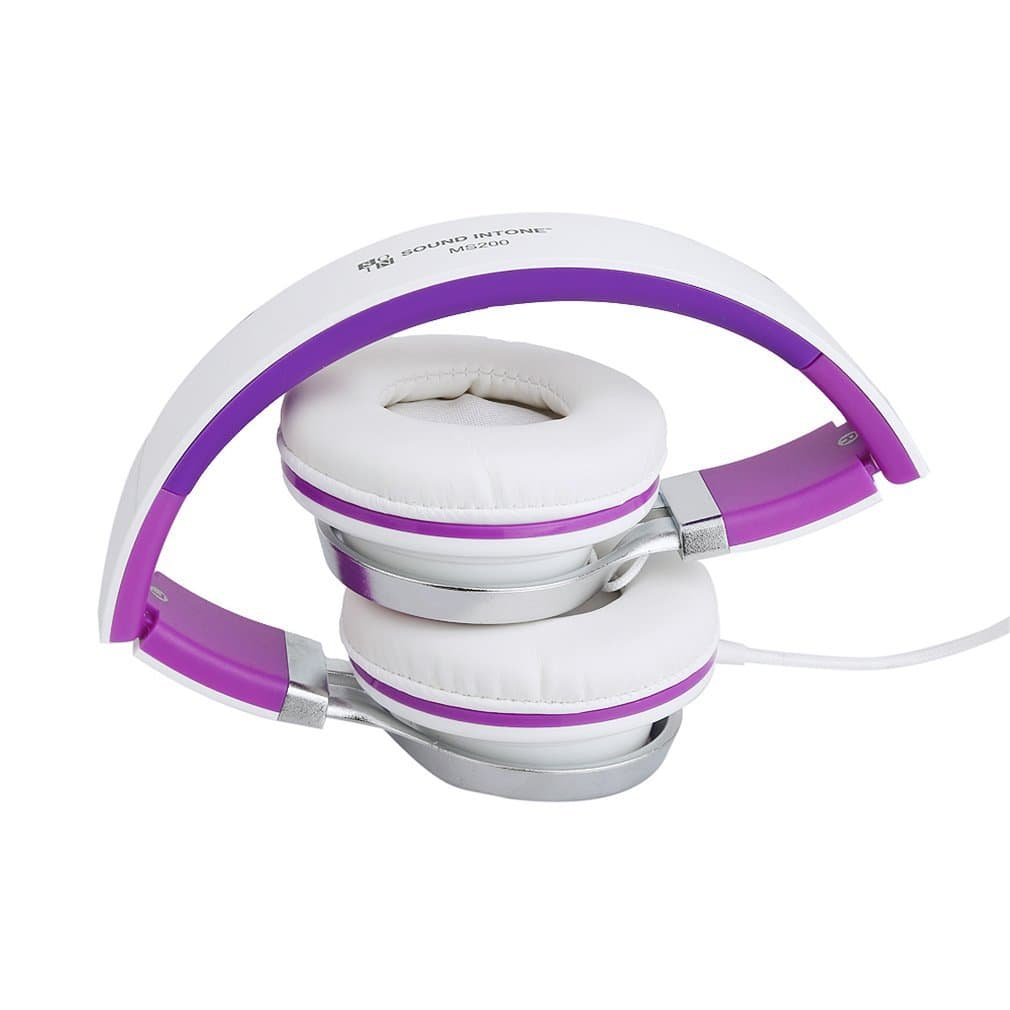 Sound Intone Ms200 Foldable Stereo Headsets for $9.99 AC @ Amazon + FS with Prime