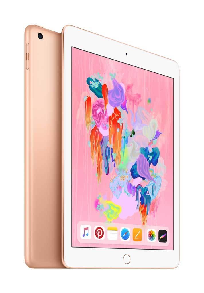 "Apple iPad (Latest Model) 128GB Wi-Fi - Space Gray 9.7"" Display  $329 @ Walmart"