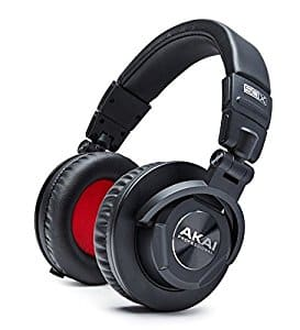 Akai Professional Project 50X | Over-Ear Studio Monitor Headphones $15.92 FS