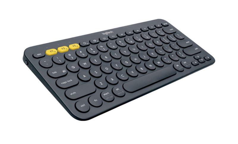 Logitech K380 Multi-Device Bluetooth Keyboard (refurbished) $17.99 Free Shipping at tanga.com