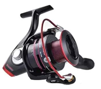 Highly rated KastKing Sharky II Spinning Fishing reel $25.88-37 after promo code - Amazon Prime
