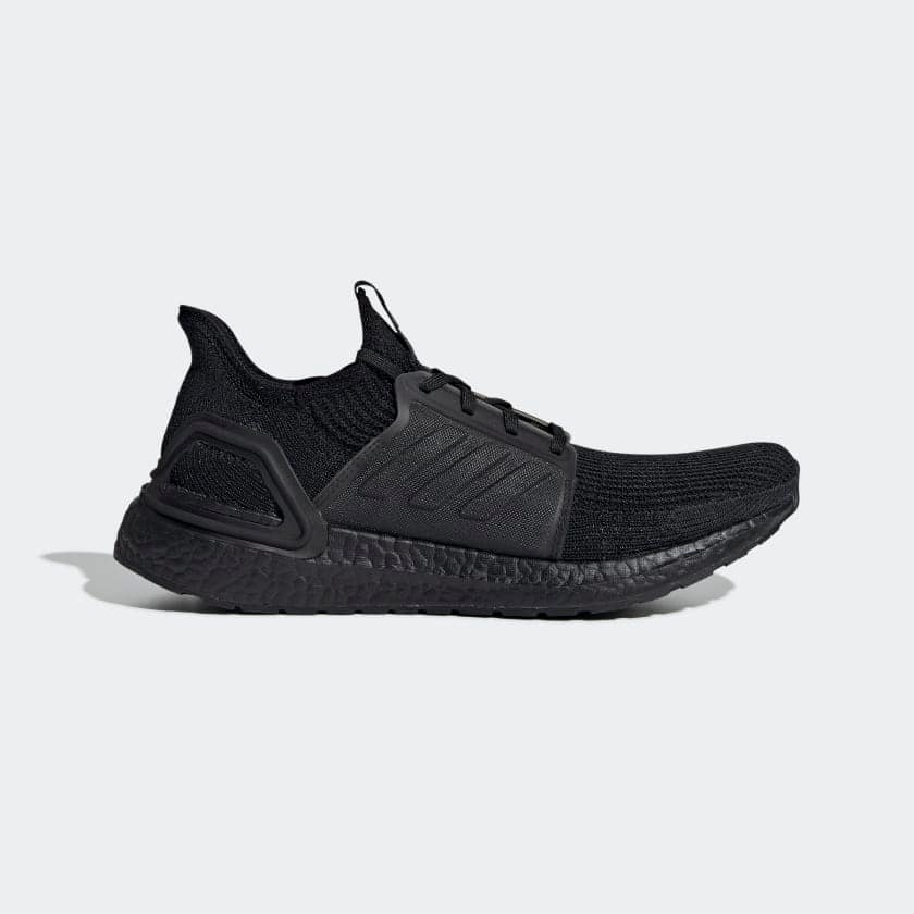 Adidas Ultraboost Men's 19 (Core Black / Core Black / Core Black) Back in Stock $108 + Free Shipping