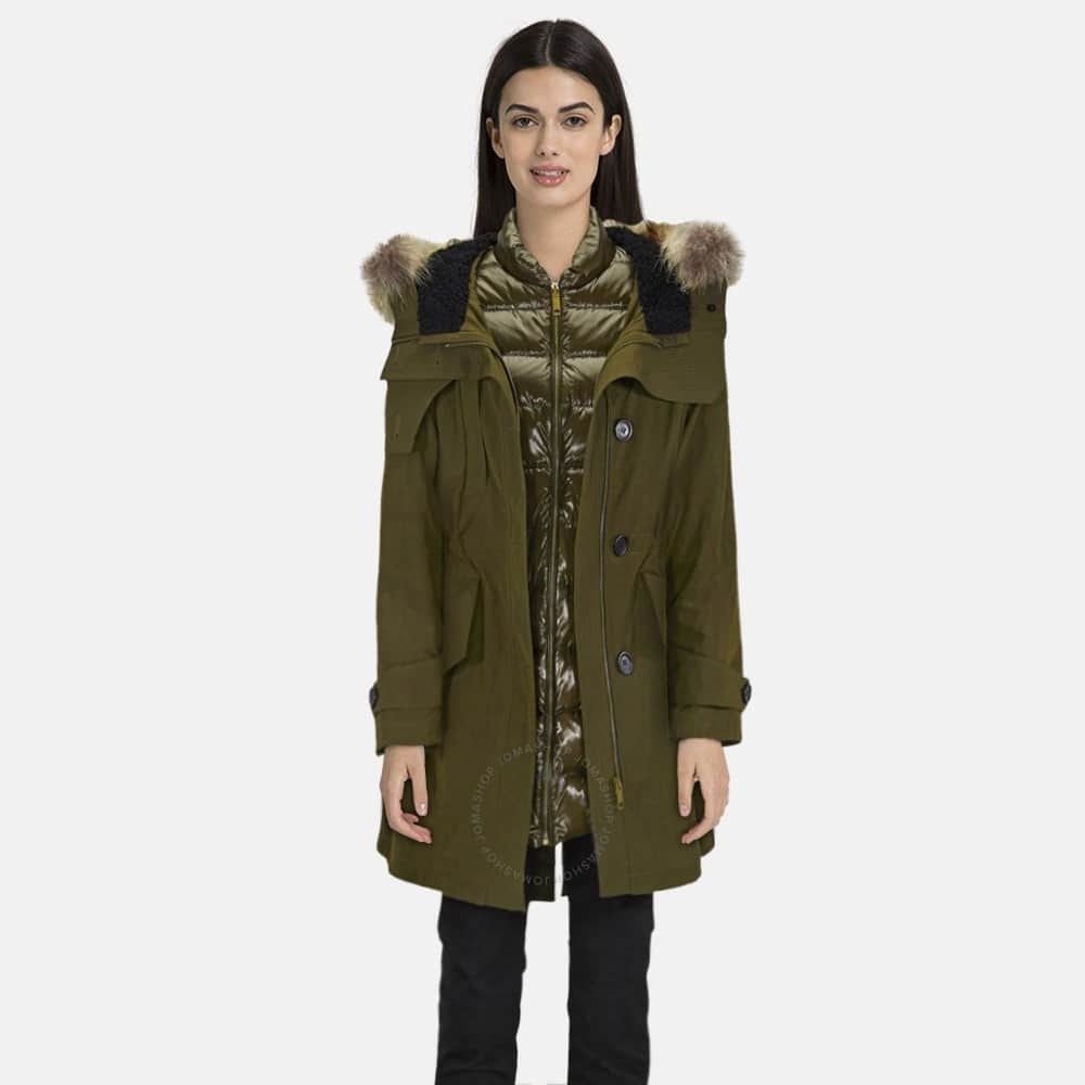 Extra 40% Off Select Burberry Jackets/Coats