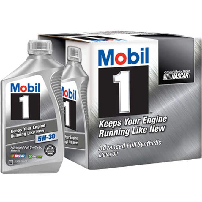 Mobil1 Us Onlineform >> Costco Mobil 1 Full Synthetic 6 Quart Packs 16 69 After