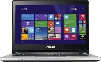 ASUS Touchscreen 13.3-Inch Convertible Laptop $549 at Staples
