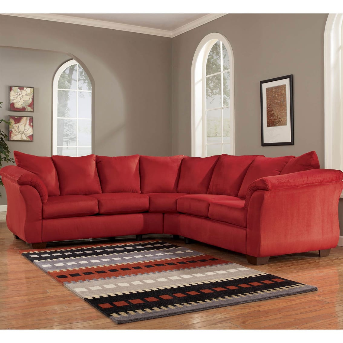 Militay only AAFES sectional Sofa $199.99 free shipping