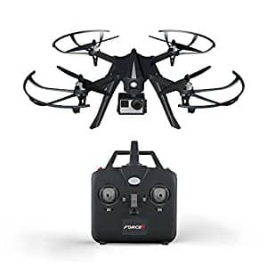 Force1 F100 GoPro RC Quadcopter Drone + Extra Battery $142+ @ Amazon