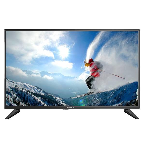 "$64 32"" Sharp semi-smart tv ( limited apps) @Walmart"