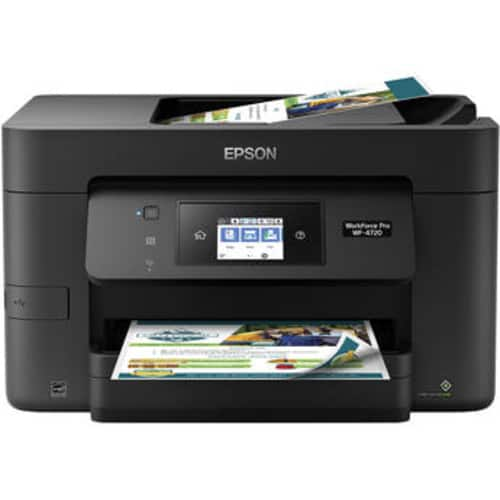Epson WorkForce Pro All-in-One Color Inkjet Printer $99.99