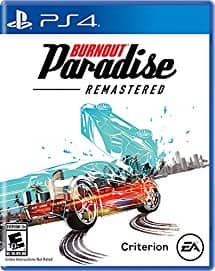 Prime Members - Burnout Paradise Remastered - PS4/XB1 - $31.99