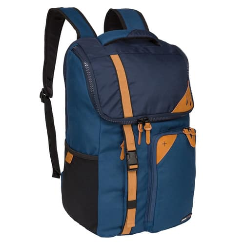 Walmart YMMV B&M - SwissTech La Tzoumaz School Backpack with Protective Laptop Compartment - as low as $3