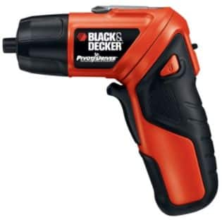 Kmart Craftsman Power Tool Clearance (75% Off); B&D Cordless Screwdriver ($5), Cordless Drill/Driver ($13), Cordless Drill & Circular Saw Combo ($23) - B&M Only (YMMV)