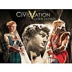 Civilization V (Digital Download): Gods & Kings or Brave New World