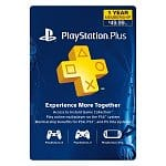 1-Year PlayStation Plus Membership (Digital Delivery)