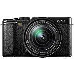 Fujifilm X-M1 16MP Mirrorless Digital Camera w/ 16-50mm Lens $349.99 + Free Shipping Bestbuy.com