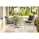 3-Piece Hampton Bay Cottage Grove Patio Bistro Set $69.75 (Reg. $279) + Free Shipping Homedepot.com