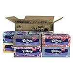 24-Pack of 120-Count Kleenex Ultra Soft 3-Ply Facial Tissues $20.16 + Free Shipping Target.com