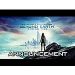 Sid Meier's Civilization: Beyond Earth Rising Tide Pre-Order (Windows PC) $29.99 + $25 Dell Gift Card + Free Shipping Dell.com