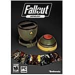 Fallout Anthology (Windows PC) Pre-order $49.99 + $25 Dell Gift Card + Free Shipping Dell.com