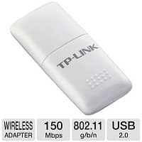 TigerDirect Deal: TP-Link TL-WN723N Mini Wireless N USB Adapter