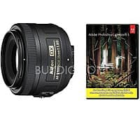 BuyDig Deal: Nikon AF-S Nikkor Lens + Adobe Photoshop Lightroom 5: 50mm f/1.8G $217, 35mm F/1.8G