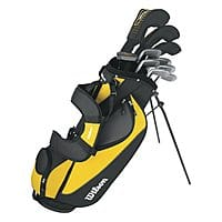 BuyDig Deal: Men's Wilson Ultra Complete Golf Package Set with Bag and Putter