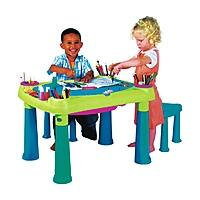 Ace Hardware Deal: Keter Multi-Colored Kids Creative Table & Stools
