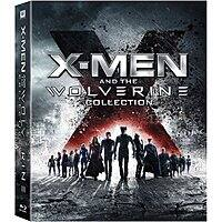 Amazon Deal: Lowest Price: X-Men & the Wolverine Collection 6 Movies Box Set (Blu-Ray) $19.99 + Free Store Pickup Bestbuy.com
