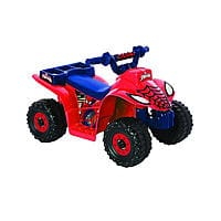 Rakuten (Buy.com) Deal: Dynacraft 6V Quad Ride-On Toy (Spider-Man or My Little Pony)