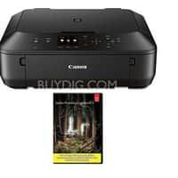 BuyDig Deal: Canon PIXMA MG5620 Wireless All-in-One Printer + Adobe LR5 $77.99 + Free Shipping Buydig.com