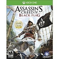 Game Deal Daily Deal: Assassin's Creed IV: Black Flag (Xbox One Digital Download)