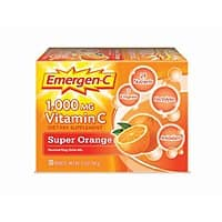 Amazon Deal: 30-Count Emergen-C (Super Orange, Tangerine or Tropical)