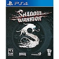 Sony Entertainment Network Deal: Shadow Warrior (PS4 Digital Download)